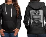 Radio head classic hoodie women black thumb155 crop