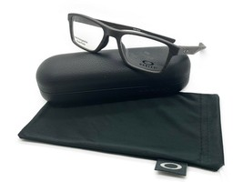 Oakley OX8108-0351 Fin Box Matte Woodgrain Eyeglasses New Authentic 51 - $106.67
