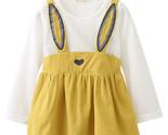 Ses 2018 new spring baby girls clothes cute carrot printing princess newborn dress thumb155 crop