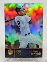 2001 Topps Baseball Card Derek Jeter #26 Class 1 VG/NM - $2.72