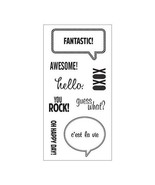 Say What by Fiskars 104300-1001 Call Outs Hello... - $6.00