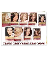 L'Oreal Excellence Creme Hair Colour Different Shades 28 SHADES - $14.84