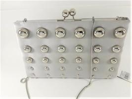Franchi Missy Evening Clutch Silver $210.00 - $738,34 MXN