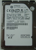 "NEW HTS541610J9SA00 100GB Hitachi SATA 2.5"" 9.5mm hard drive Free US Shi... - $39.15"