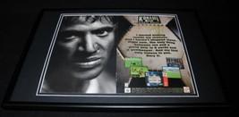 1997 International Soccer N64 Framed 12x18 ORIGINAL Advertising Display - $45.45