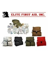 Elite First Aid M3 Trifold IFAK EMT CLS Medic Bag Medical KIT w Supplies... - $89.05