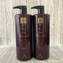 2x Alterna The Science Of Ten Perfect Blend Shampoo 31oz New With Pump - $108.90