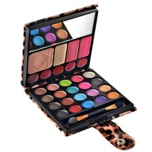 Professional Makeup Kit Eyeshadow Palette Lip Gloss Blush Concealer,29 C... - $39.95