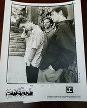 "1994 Promo Press Photo  Band members of GREEN DAY  Rock Music 8 x 10 "" - $19.75"
