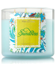 Bath & Body Works Sundress Three Wick 14.5 Ounces Scented Candle - $22.49