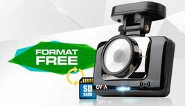 LUKAS QVIA R935 Plus 24GB or 40GB 2Ch FHD LCD Car Dash Camera Car Blackbox image 2