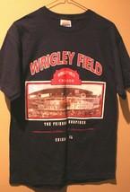 Wrigley Field T Shirt Chicago M - $9.89