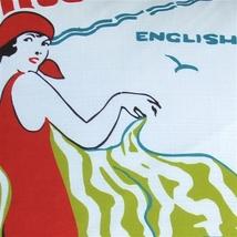 Pillow Decor - English Bay Bather Outdoor Throw Pillow image 2