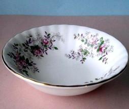 Royal Albert LAavender Rose Cereal All Purpose Bowl Dish New - $18.90