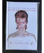 David Bowie Aladdin Sane Journal•Planner Cassette Style NEW & Sealed   -A2 - $8.00