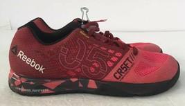 Reebok Women's Crossfit Nano 5.0 Shoes | Coral/ Pink/ Black | Size 9 - $54.44