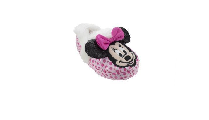 MICKEY MOUSE DISNEY Slippers w// Plush Ears Toddler/'s Size 5//6 7//8 or 9//10 NWT