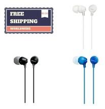 Sony MDR-EX15LP In Ear Stereo Earphones Headphones Ipod MP3 Earbuds New Genuine - $12.99