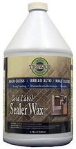 Gold Label Floor Sealer Wax, Gloss Finish, 128-oz. - $40.58