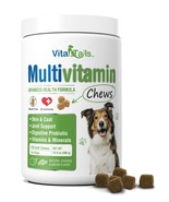 VitaTails Multivitamin Soft Chew Functional Treat for Dogs - 120 Count - $23.95