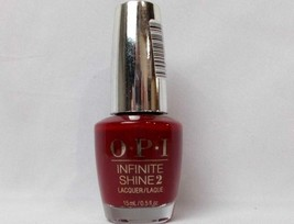 OPI Infinite Shine 2 Can't Be Beet  IK L13 Maroon New Bottle 56 - $8.90