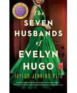 The Seven Husbands of Evelyn Hugo: A Novel by Taylor Jenkins Reid - $11.95