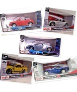 Maisto Die-cast Cars 1:24 Scale Special Edition and DC Premiere New - $21.99