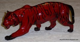 "HUGE 13"" Royal Doulton Flambe ""STALKING TIGER"" Figurine HN1082 ***ULTRA ... - $1,163.03"