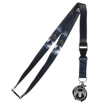 Venom Marvel Comics Logo ID Badge Holder Keychain Lanyard - $12.00