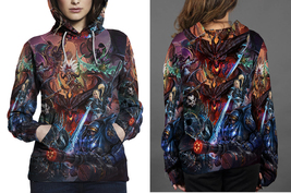 Heroes Of The Storm Key Art Hoodie Women's - $43.99+