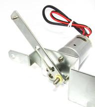 6V DC Gear Head Motor 25 RPM 70:1 Ratio, High Torque, Motion Control Arm... - $13.16