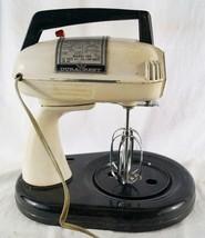 Vintage Duracrest Electric Kitchen Mixer w/ Stand - $64.34