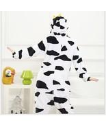 Lovely Cow Cosplay  Onesie Pyjamas Animal Sleepwear Pajamas Kigurmi Wome... - $28.99
