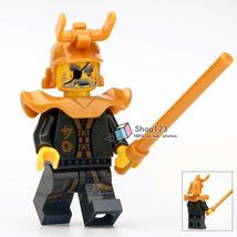 Single Sale Hutchins Ninjago Sons of Garmadon Cartoon Minifigures Building Block - $3.25