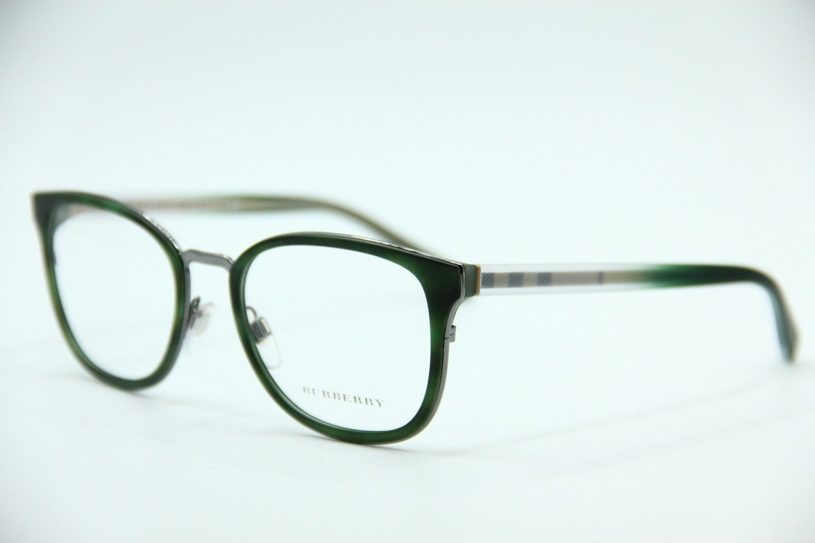 579fcaf96292 New Burberry B 2256 3659 Green Eyeglasses and 50 similar items. 57