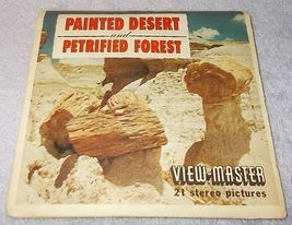 Sawyer's View Master Three Reel Set Painted Desert and Petrified Forest A363 set - $8.00