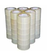 "36 Rolls Packaging Sealing Shipping Tape 2"" x 2.0 mil x 110 Yard (330 FT) - $39.99"