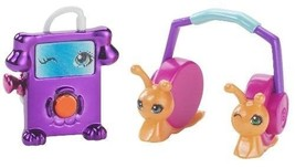 Polly Pocket Cutant Snail Phones And Puppy P3 - $11.95