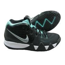Nike Kyrie 4 Tropical Twist GS Size 5.5Y Aqua Black Basketball Shoes AA2... - $89.05