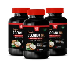 weight loss quick pills - ORGANIC COCONUT OIL - coconut oil vitamin 3B - $37.39