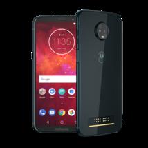 Motorola Moto Z3 Play | 4G (GSM UNLOCKED) 32GB Smartphone XT1929-4 | Deep Indigo