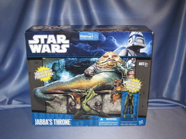 Star Wars - Jabba's Throne by Hasbro. - $157.00