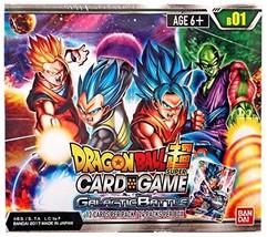 Dragon Ball Z Super Galactic Battle TCG Booster Display Box English - $61.42
