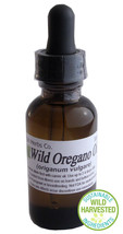 1oz WILD HARVESTED Oregano Essential Oil Origanum Vulgare Natural  6,000+ SOLD!! image 1