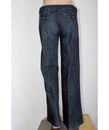 "BOOM BOOM Junior Women's Size 11 Wide Flare Leg Stretch Jeans 32"" Inseam... - $28.05"