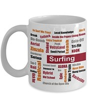 Surfer Talk Coffee Mug - £6.97 GBP