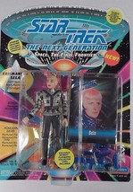MIB 1993 Playmates Star Trek TNG Next Generation Commander Sela Action Figure - $7.08