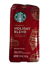 Starbucks - 2015 Holiday Blend - 10oz Ground (Pack of 3) - $39.99