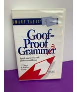 Smart Tapes: Goof-Proof Grammar by Margaret M. Bynum and Debra Giffen  - $9.89