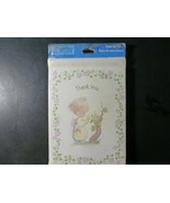 8 New Precious Moments 1999 Thank You Cards & Envelopes. NIP. - $9.89